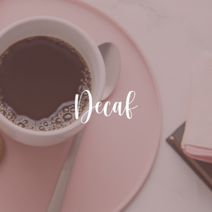 WordPress Website Care Plan - Decaf